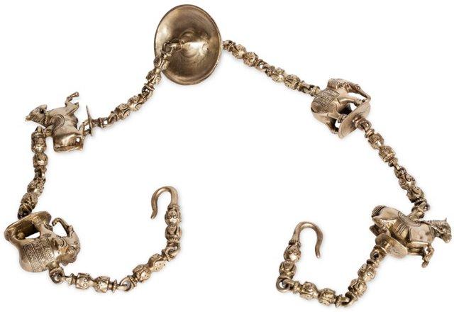 Prakriti Brass Chain