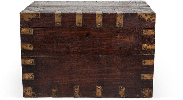 Shopkeeper's Cash Box
