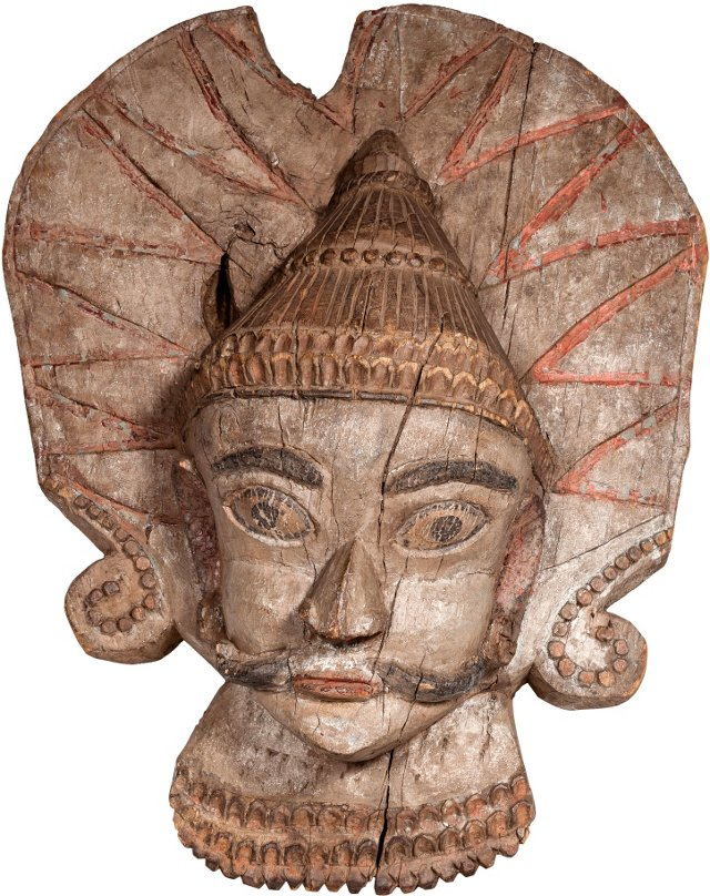 Warrior Prince Mask