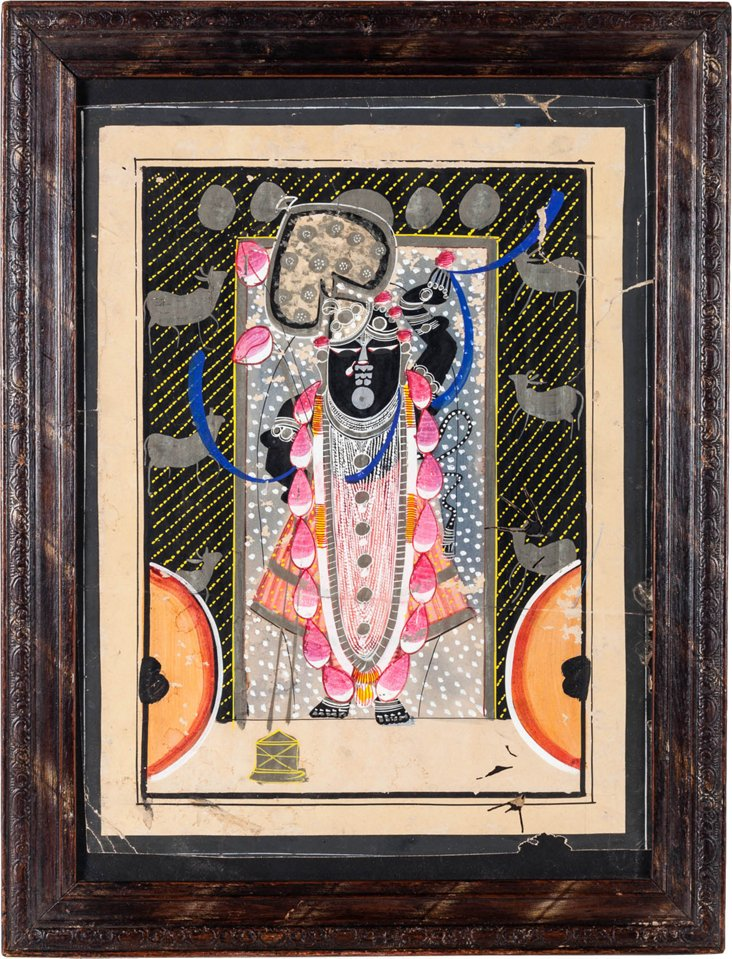 Painting of Shri Nathaji I