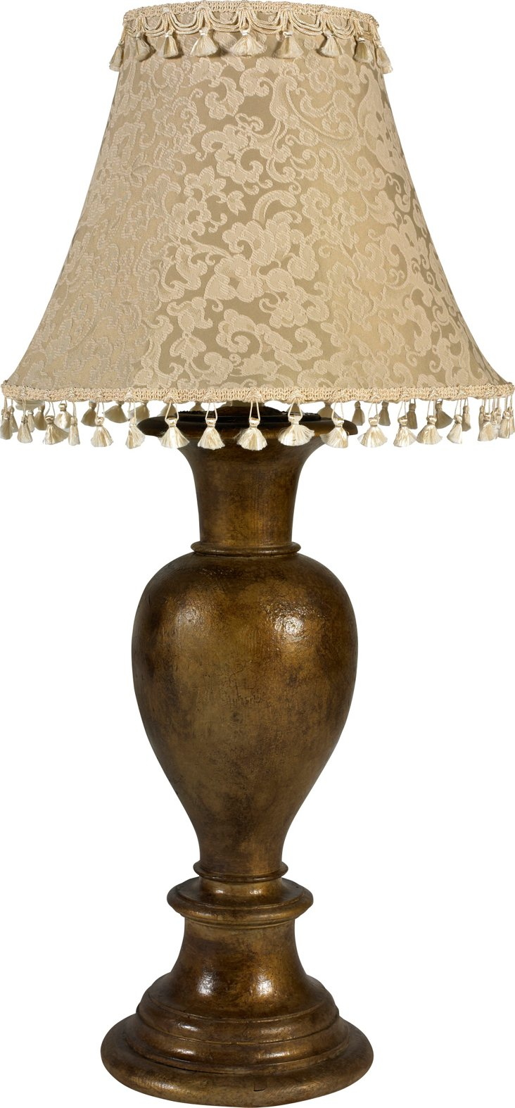 Large Candlestick Lamp