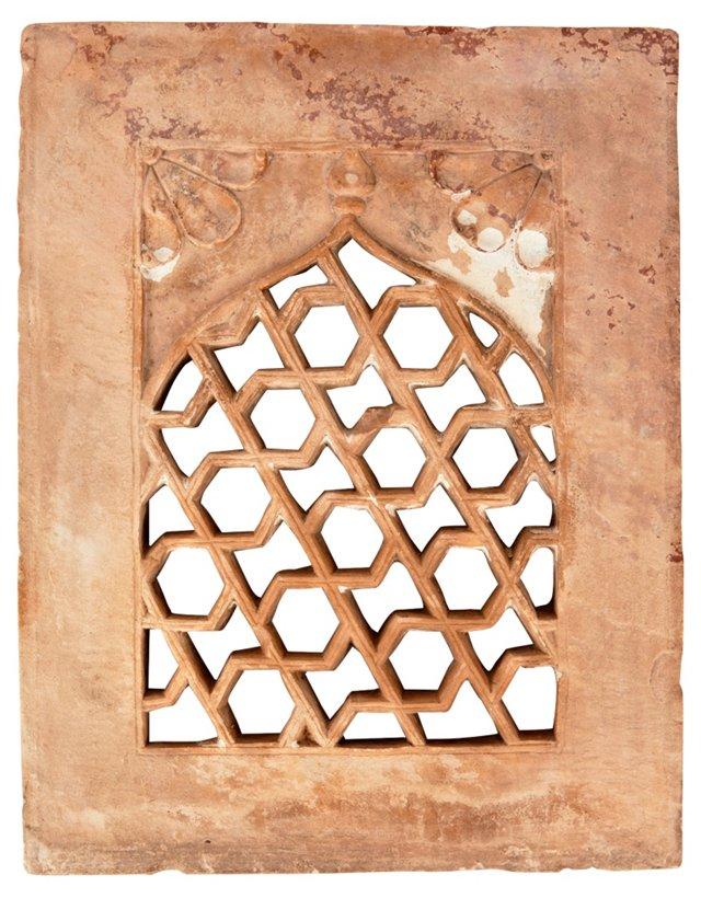 Red Sandstone Panel I