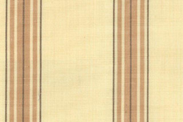 Snowflake Stripe, Acorn, 5 Yds