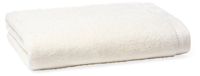 Loop Bath Sheet, Ivory