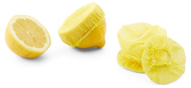 S/48 Stretch Wraps Lemon Covers