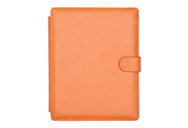 iPad Folio, Mandarin Orange