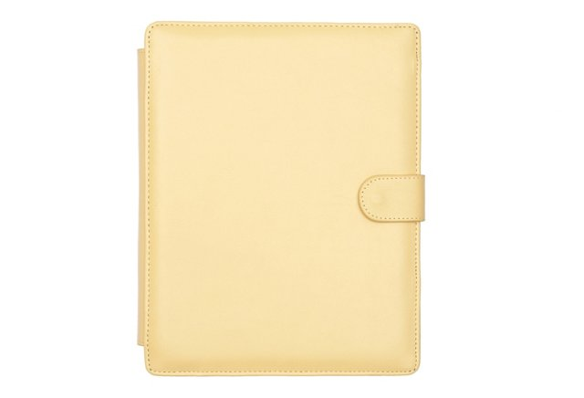 iPad Folio, Yellow