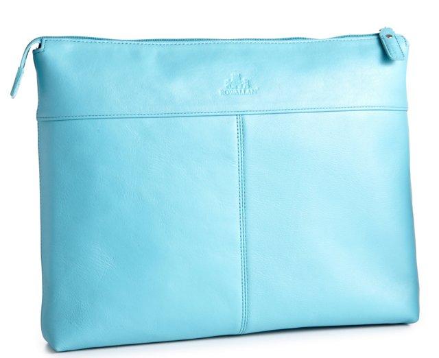 Laptop Folio, Blue