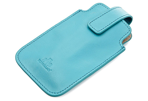 iPhone Holder, Blue