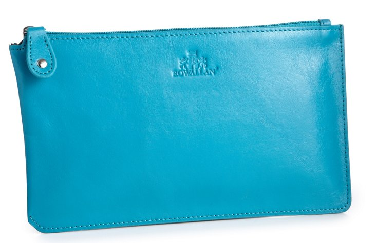 Accessories Pouch, Teal