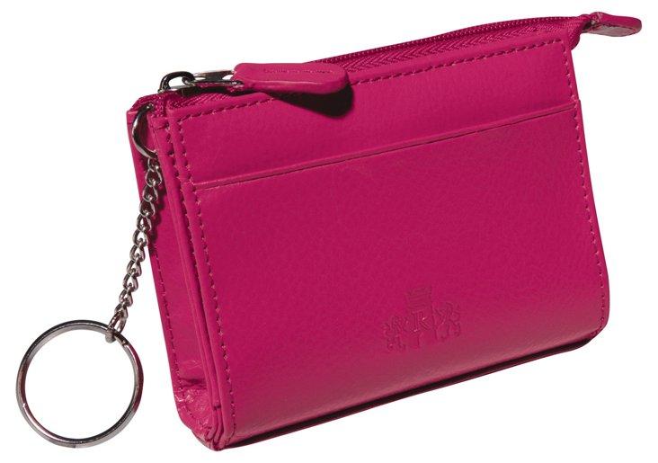 Key-Chain Wallet, Raspberry