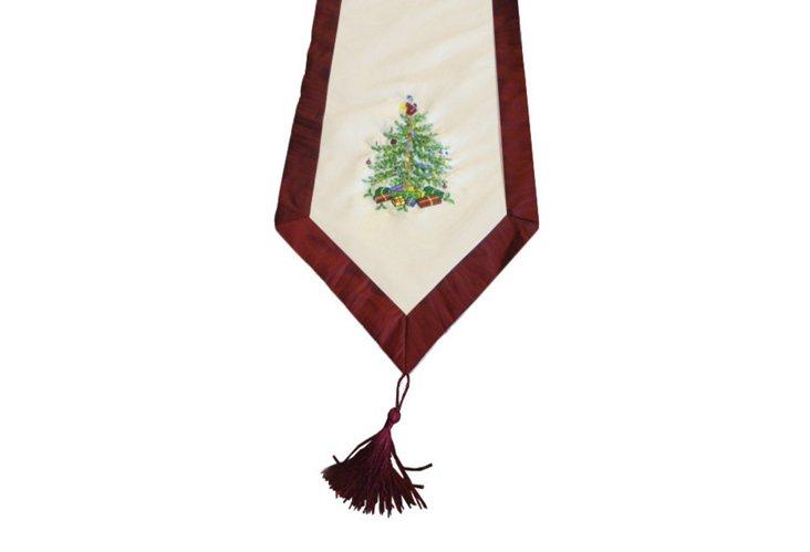 Spode Christmas Tree Runner