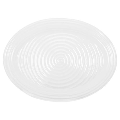 Sophie Conran Turkey Platter, Snow