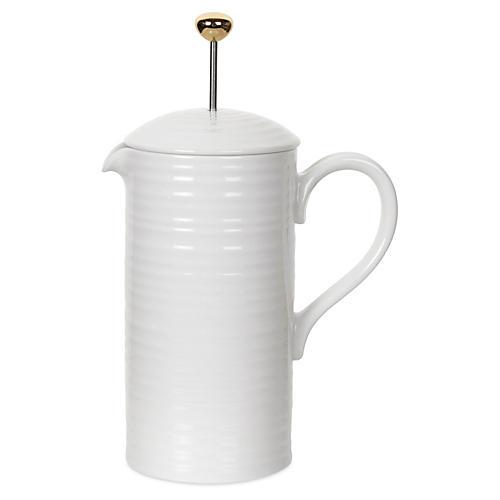 Porcelain Cafetiere