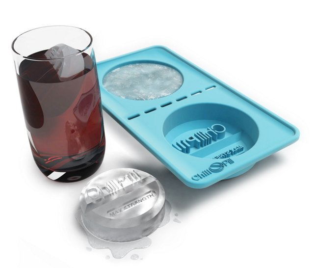 S/2 Chill Pill Ice Cube Trays