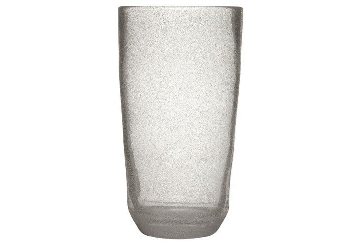 """8.5"""" Vase, White"""