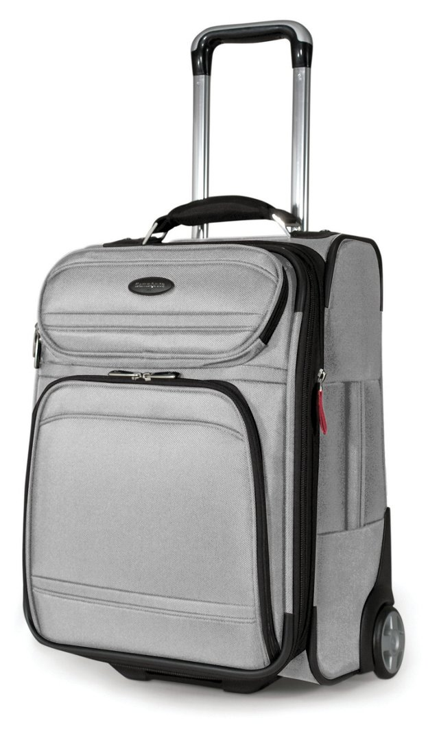 """21"""" Carry-On Upright, Silver"""