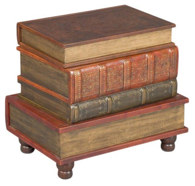DNU,OBookbinder Side Table