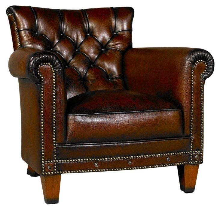 Hamilton Chair, Brown