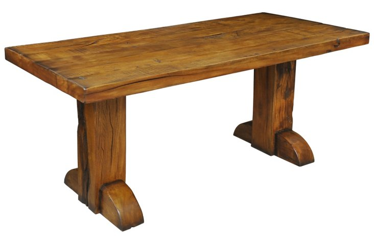 "Charles 66"" Dining Table"