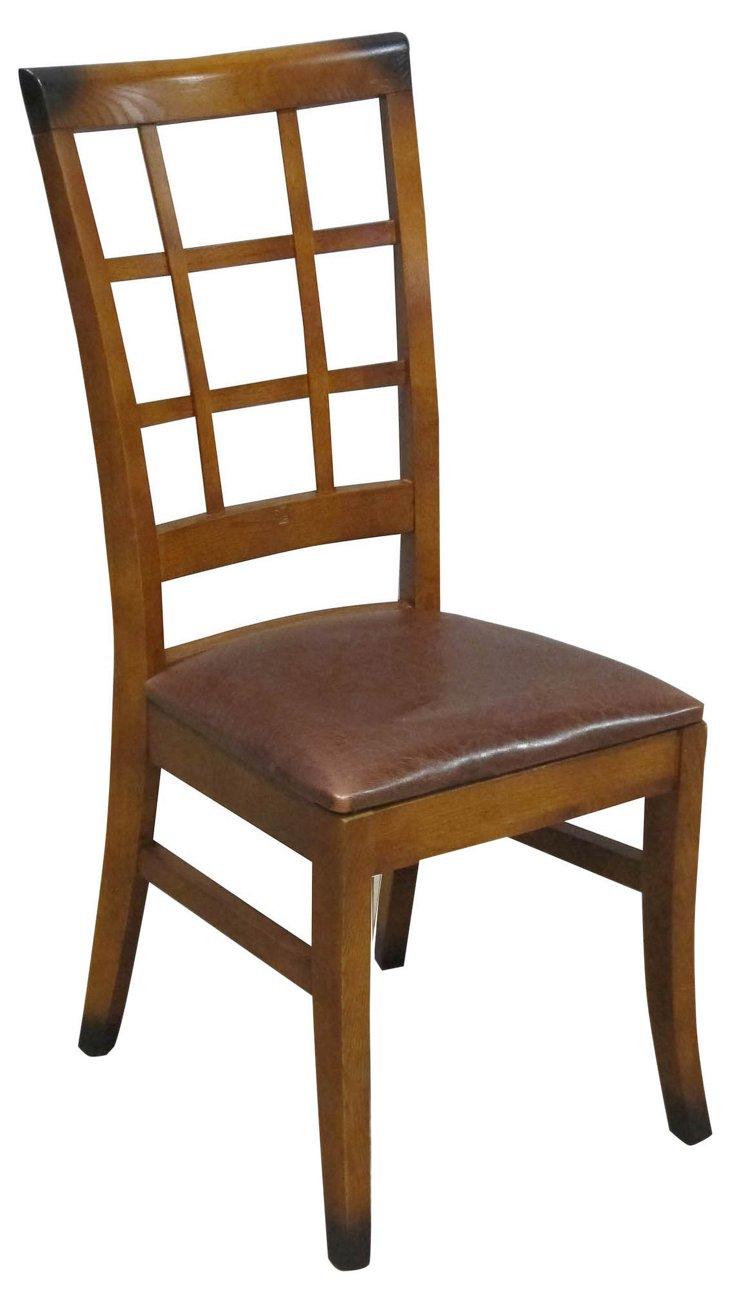 DNU,O,DiscMerrick Chair
