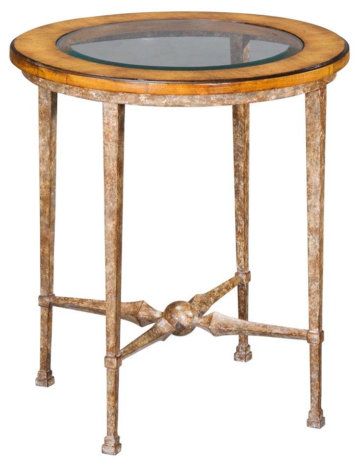 DNU, Disc, Clinton Side Table