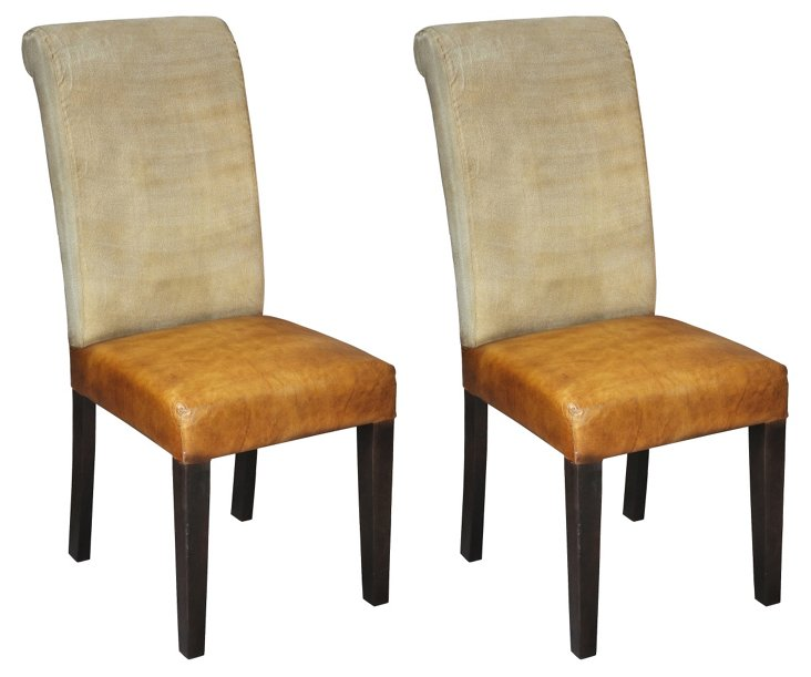 DNU,ONora Chairs, Pair