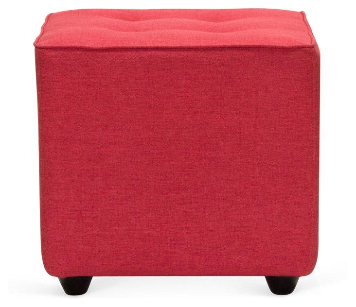 DNUCopenhagen Footrest, Red