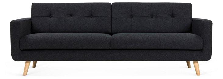 Oslo Sofa, Charcoal
