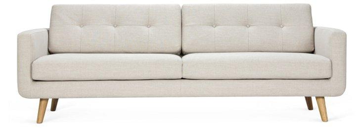 Stockholm Sofa, Cream