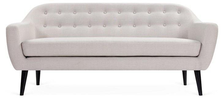 Helsing Sofa, Ivory