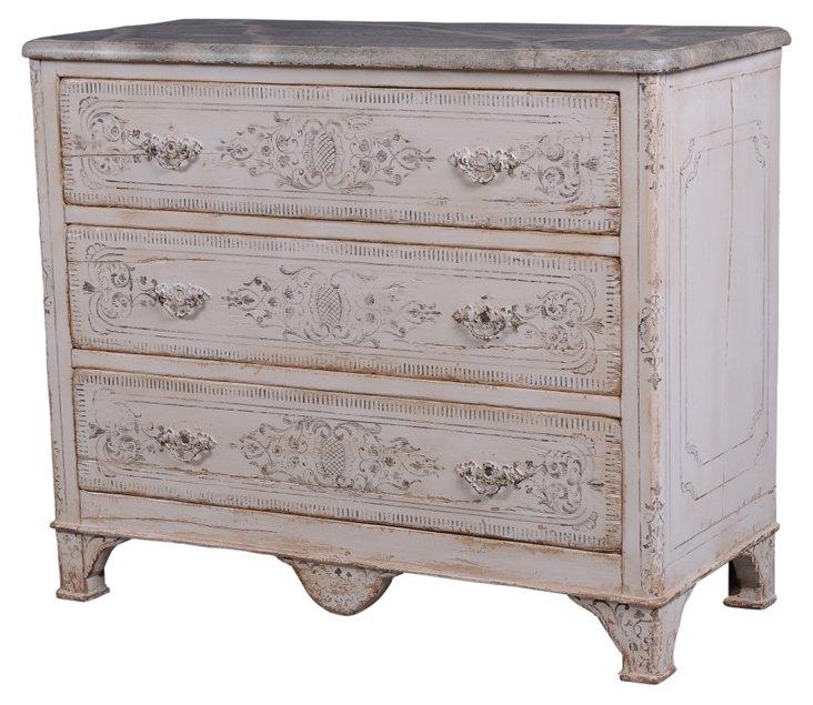 Eleanora 3-Drawer Dresser