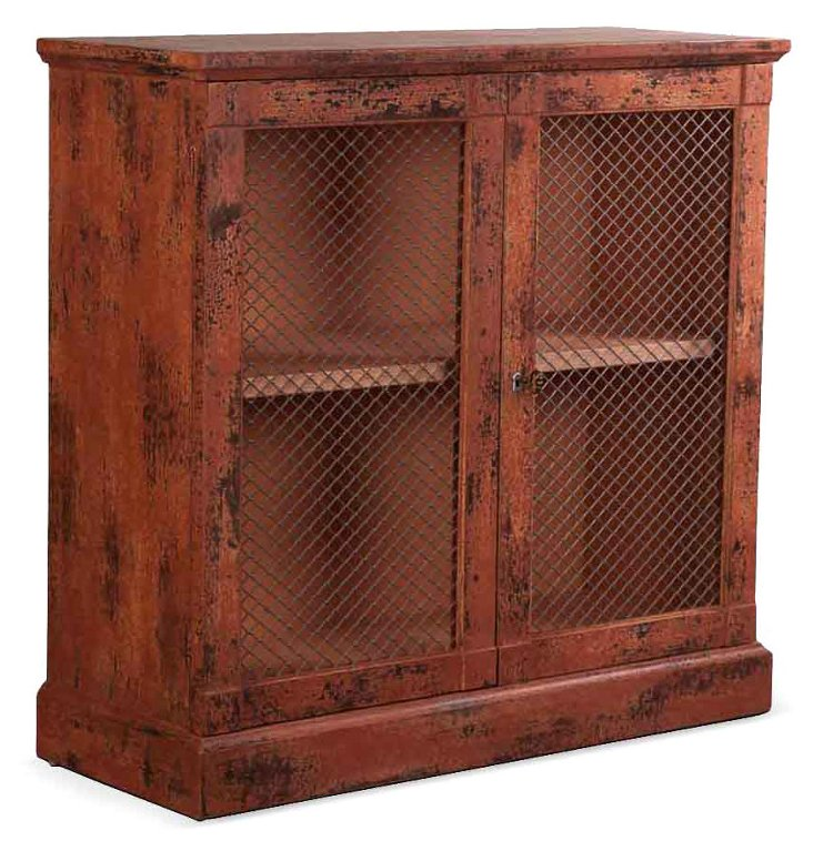 Rosella Lattice Buffet, Almond
