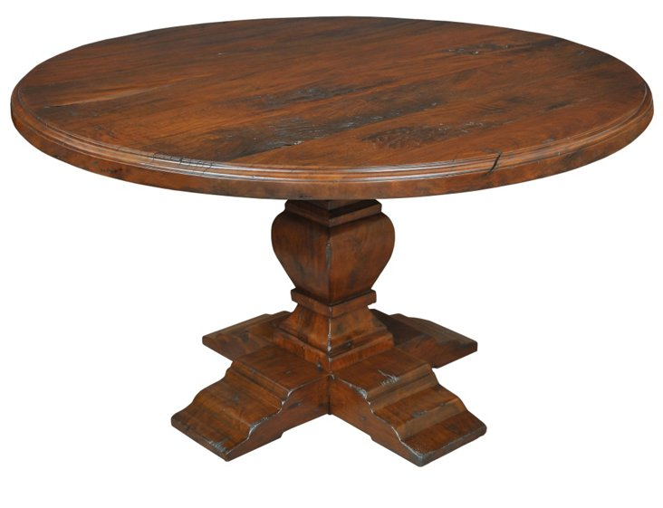 "Lia 54"" Round Dining Table"