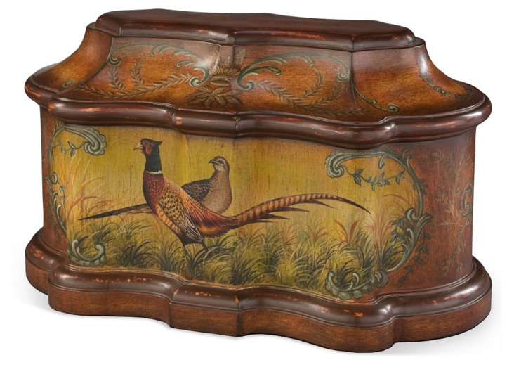 19x11 Majestic Pheasant Box