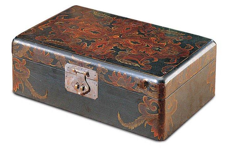 Persian Lacquer Box