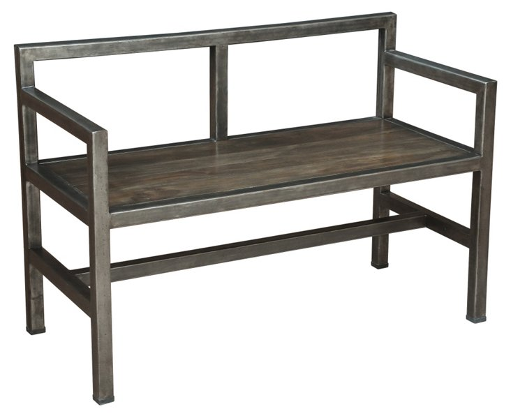 High Line Dining Bench