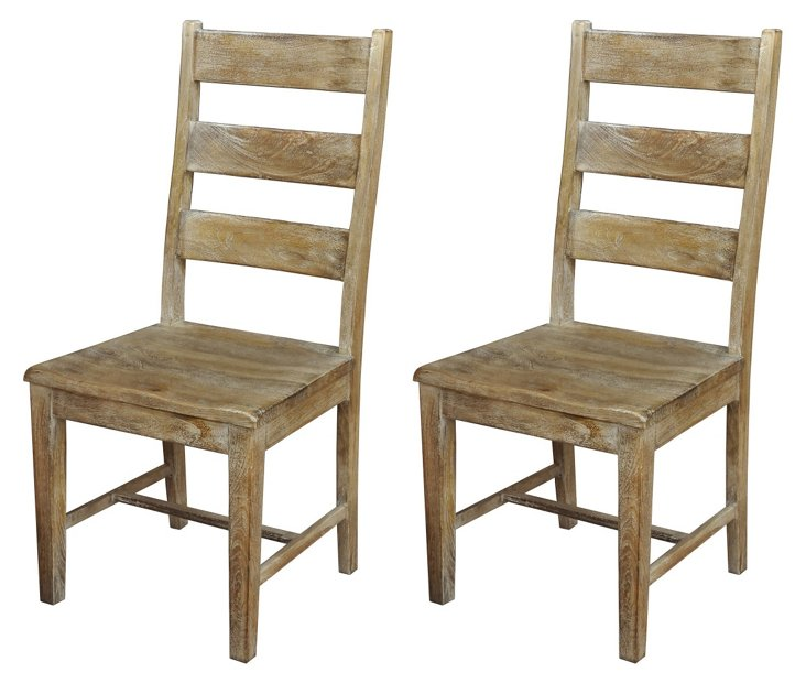 Sedona Dining Chairs, Pair