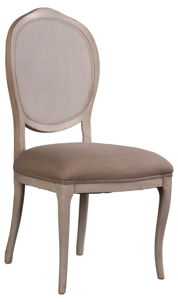 Abrella Chairs, Pair
