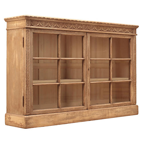 Continental Book Cabinet