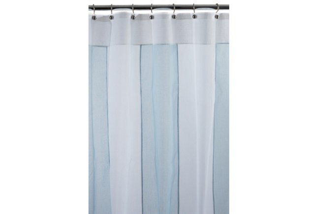Panel Shower Curtain