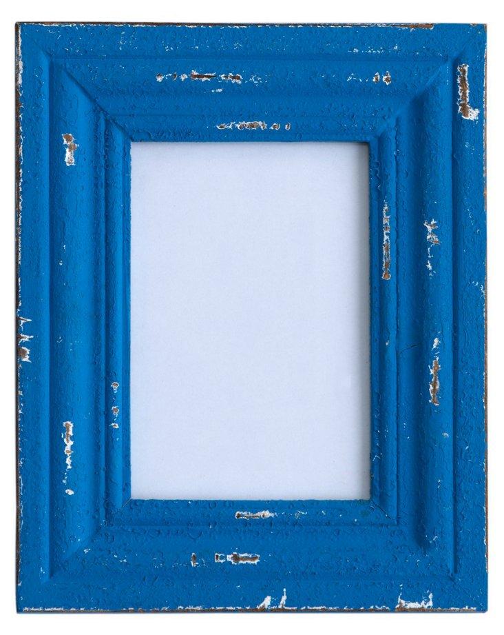 Newport Regatta Frame, 4x6, Blue