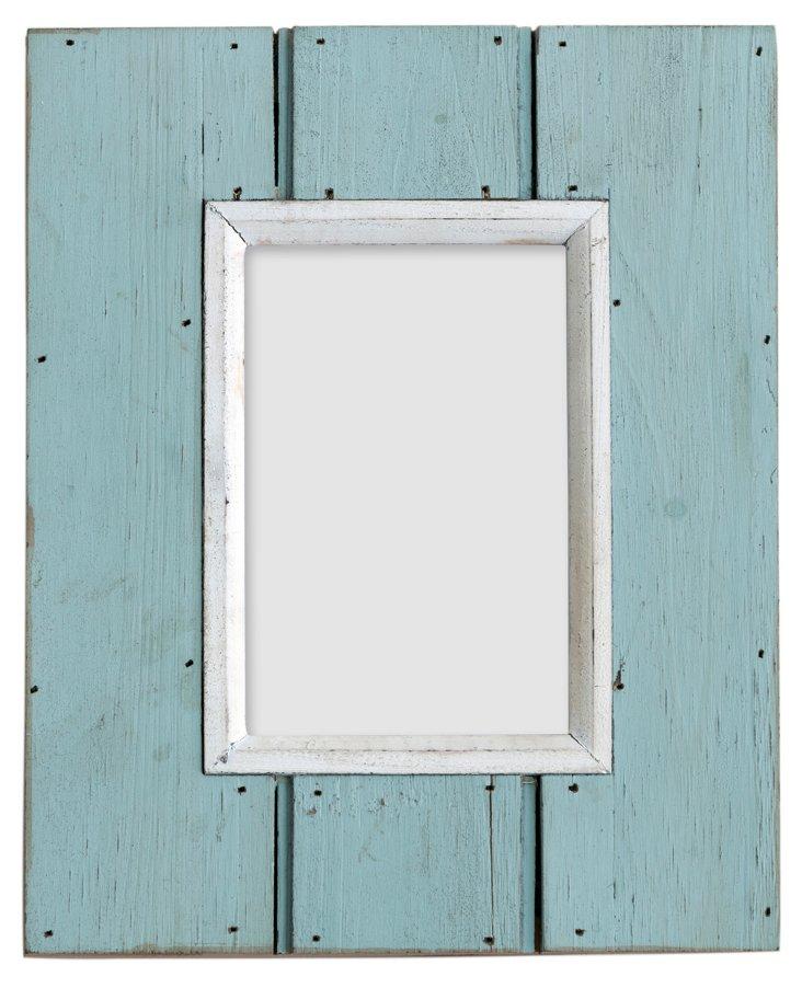 Montauk Frame, 4x6, Mist