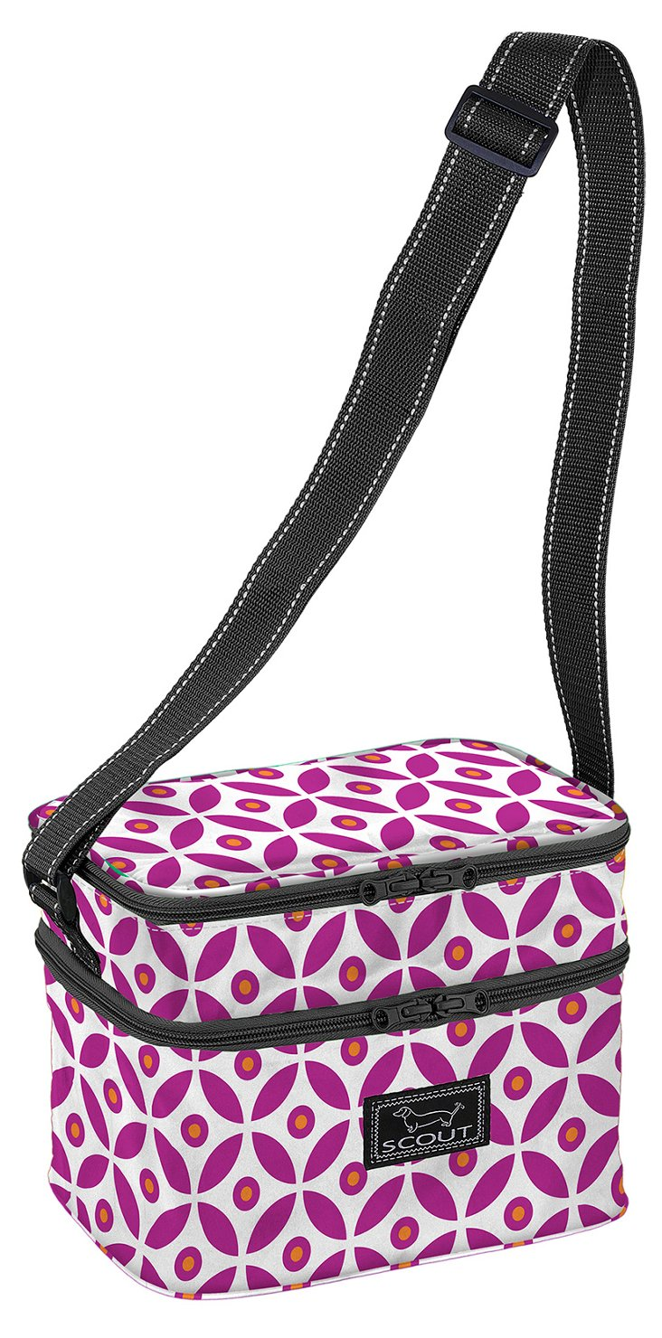 Insulated Lunch Bag, Magenta