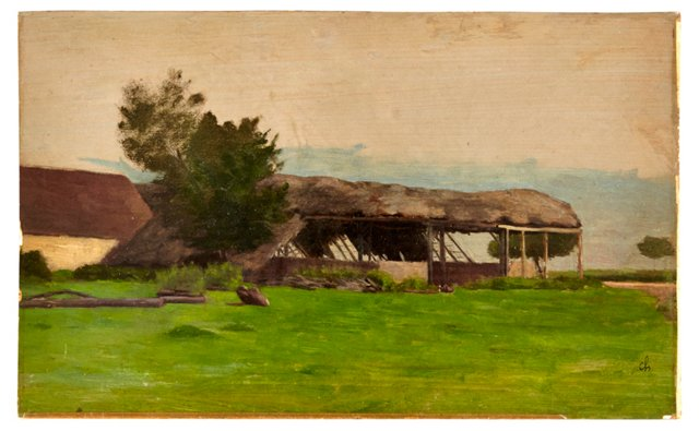 C. L'Herbier, Farm View