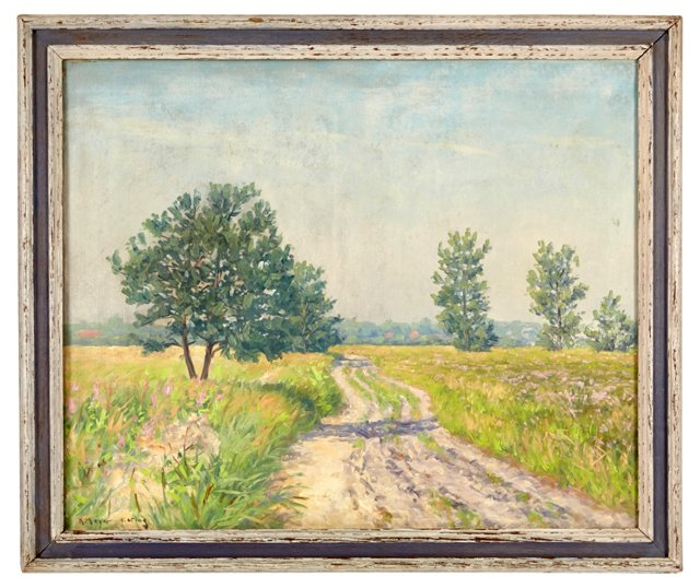 K. Nieting, Path through Field