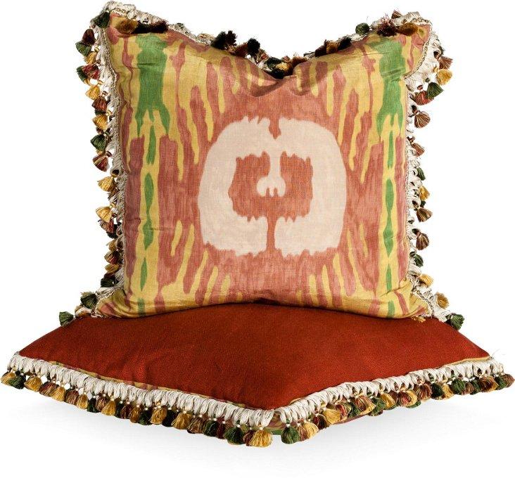 Oasis Pillows, Pair III