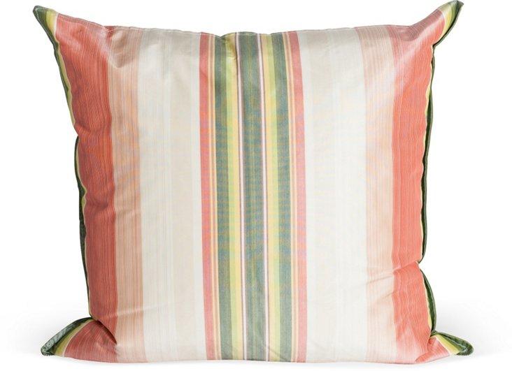 Simbolo Stripe Pillow