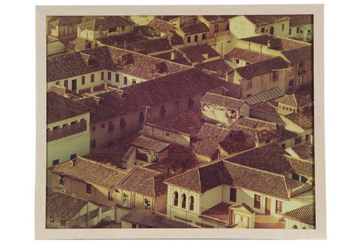 Spanish Rooftops Photograph