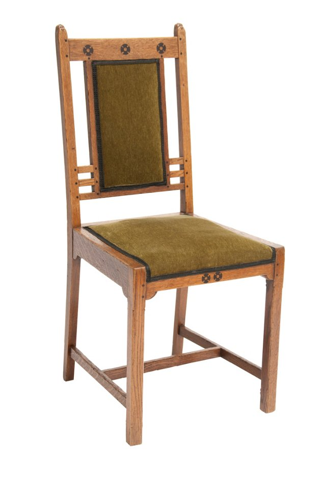 Dutch Arts & Crafts Side Chair